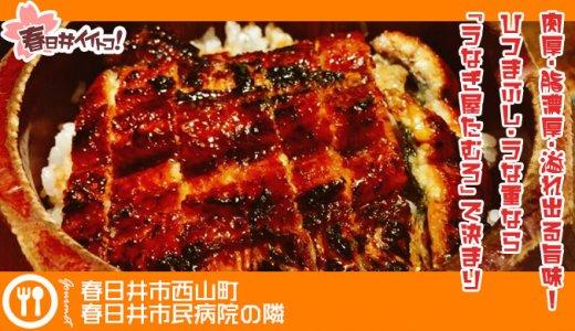 【春日井】肉厚!脂が濃厚!溢れ出る旨味!ひつまぶし・うな重・うな丼を食べるなら『うなぎ屋たむろ』がオススメ!