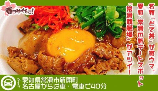 【名古屋日帰りデート】B級グルメ「どて丼」が激ウマ。愛知・常滑の新デートスポット「常滑競艇場」が熱い!